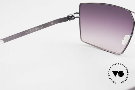 Mykita Viktor Designer Sunglasses Square, worn by many celebs (rare & in high demand, meanwhile), Made for Men
