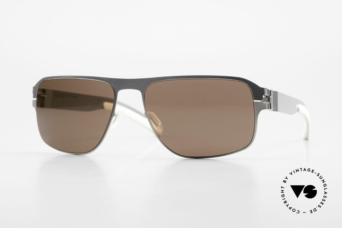 Mykita Lennox Sporty Designer Sunglasses, original VINTAGE MYKITA men's sunglasses from 2009, Made for Men