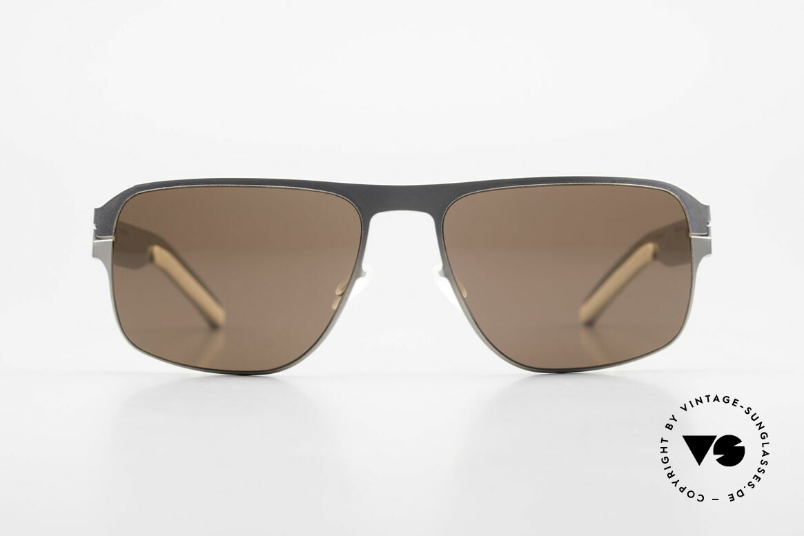 Mykita Lennox Sporty Designer Sunglasses, MYKITA: the youngest brand in our vintage collection, Made for Men