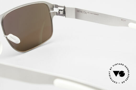 Mykita Lennox Sporty Designer Sunglasses, thus, now available from us (unworn and with orig. case), Made for Men