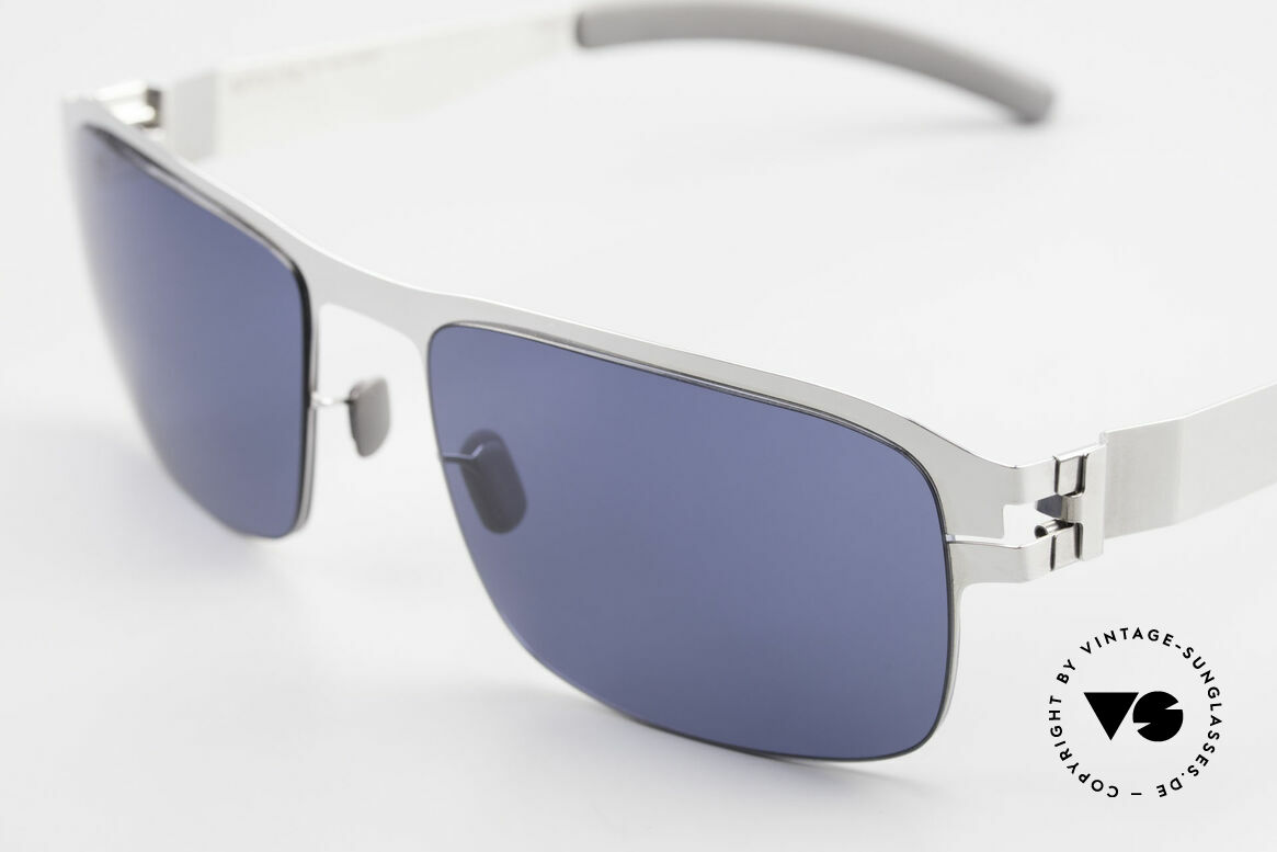 Mykita Lenny Sporty Men's Designer Shades, innovative and flexible metal frame = One size fits all!, Made for Men