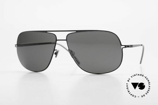 Mykita Jon Lite Metal Designer Sunglasses Details