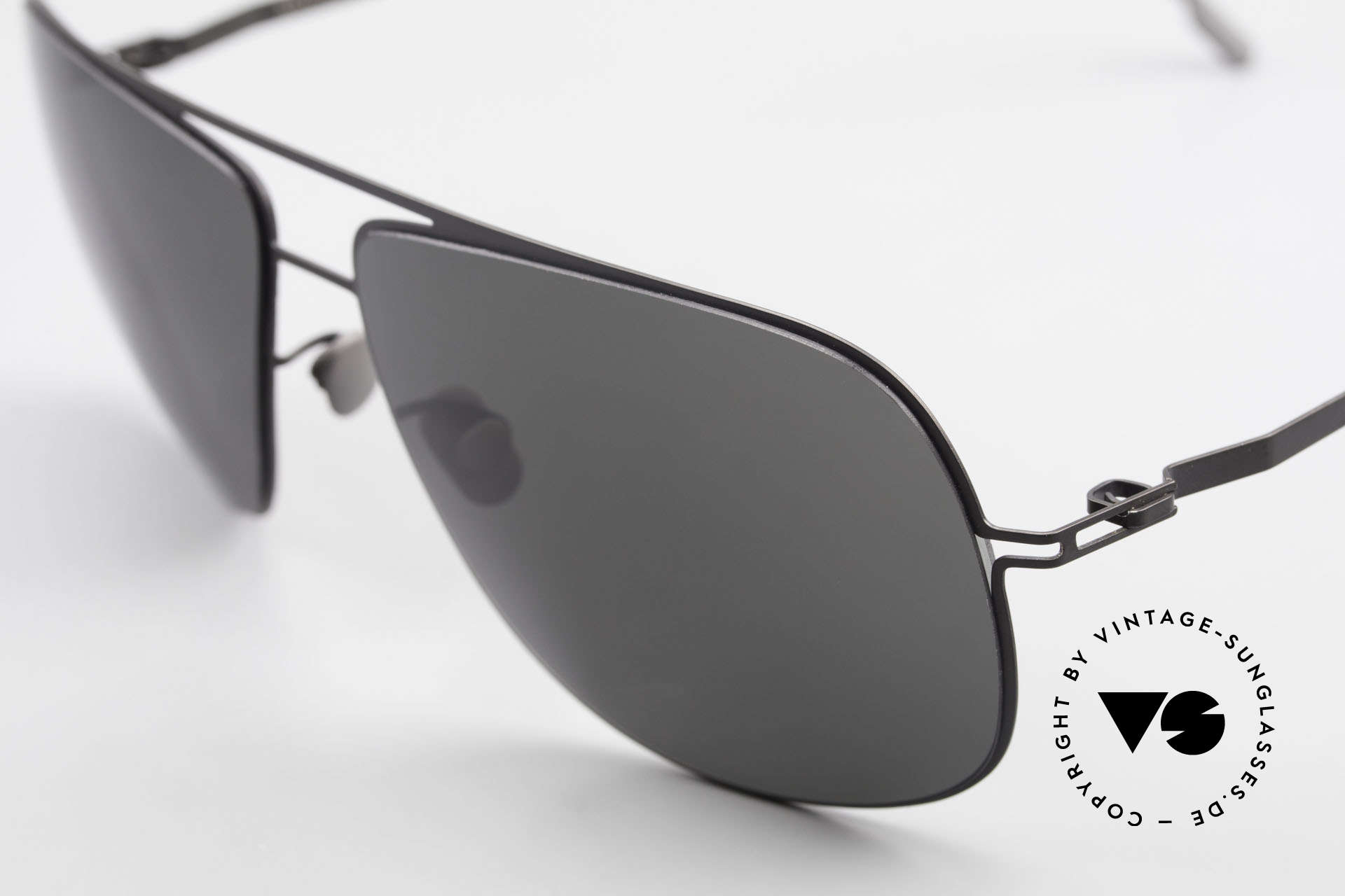Mykita Jon Lite Metal Designer Sunglasses, innovative and flexible metal frame = One size fits all!, Made for Men and Women