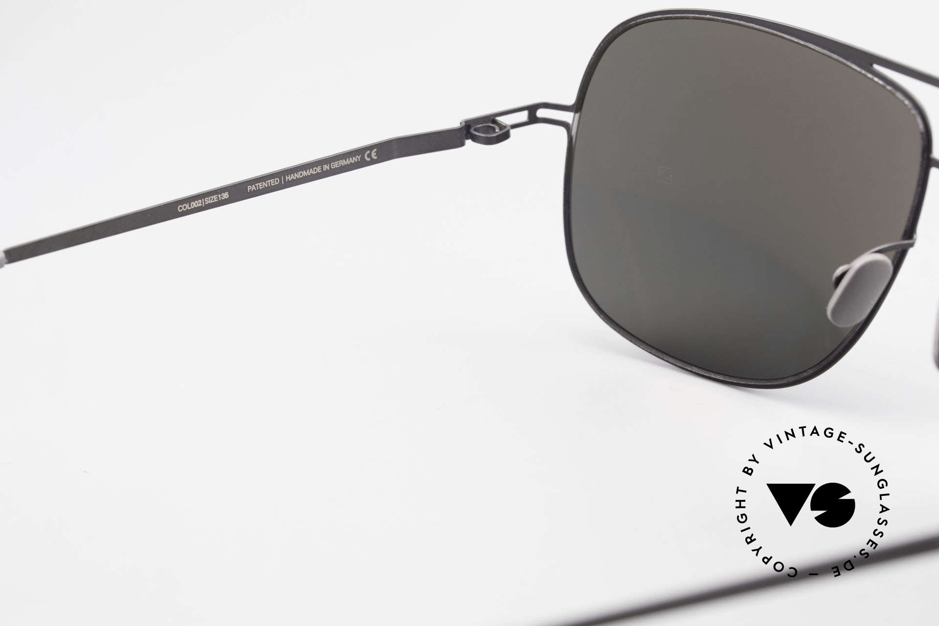 Mykita Jon Lite Metal Designer Sunglasses, unworn model comes with an original case by MYKITA, Made for Men and Women