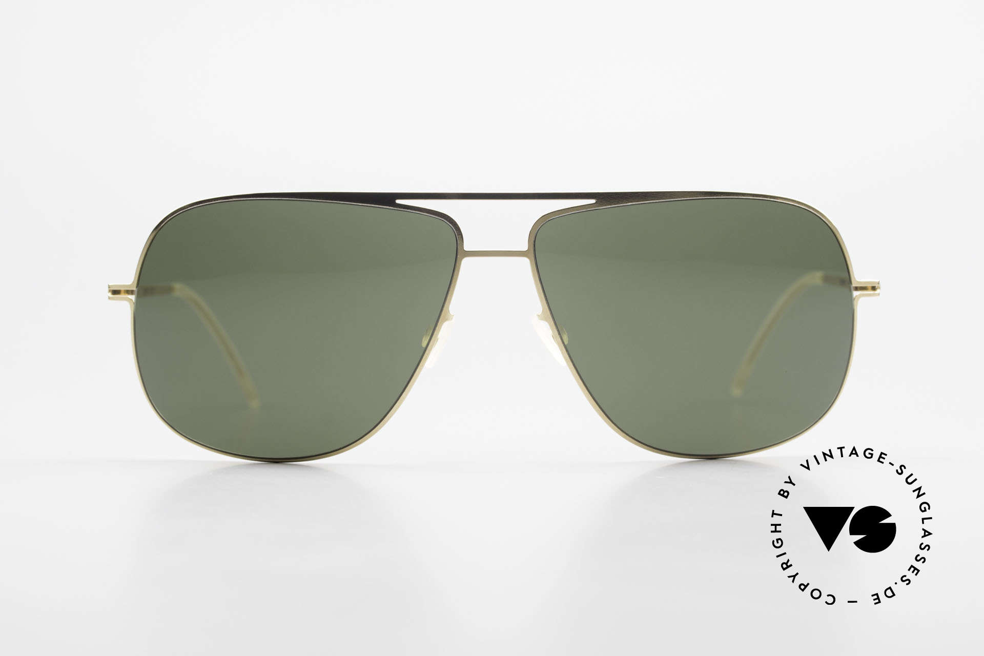 Mykita Jon Designer Lite Metal Sunglasses, MYKITA: the youngest brand in our vintage collection, Made for Men and Women