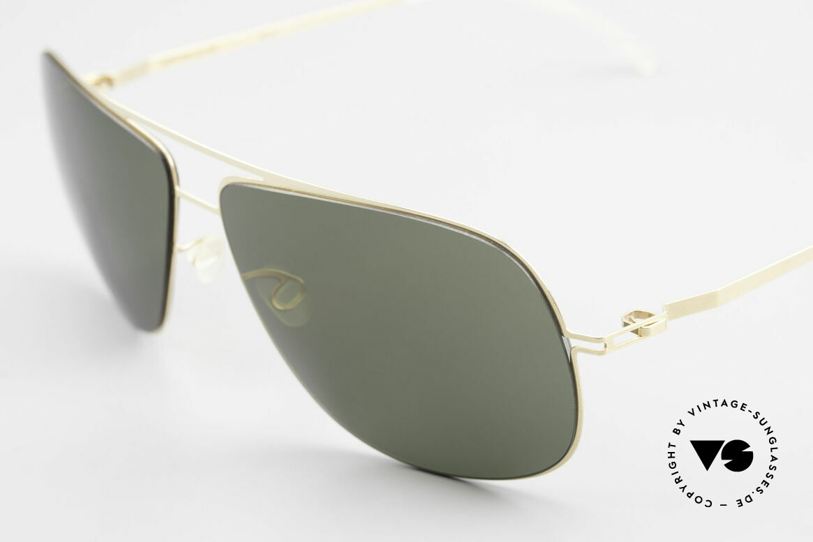 Mykita Jon Designer Lite Metal Sunglasses, innovative and flexible metal frame = One size fits all!, Made for Men and Women