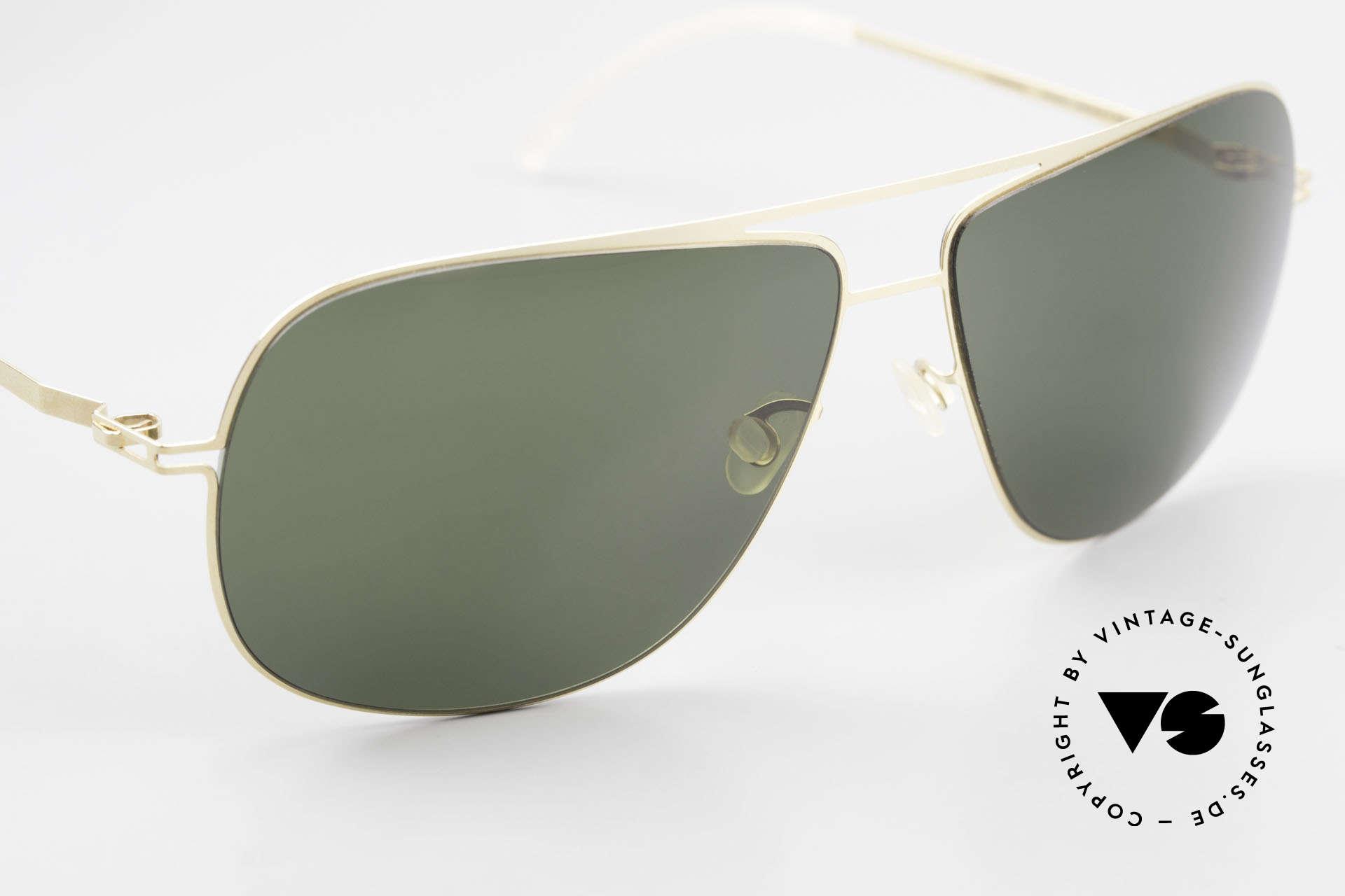 Mykita Jon Designer Lite Metal Sunglasses, top-notch quality, made in Germany (Berlin-Kreuzberg), Made for Men and Women