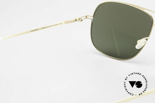 Mykita Jon Designer Lite Metal Sunglasses, unworn model comes with an original case by MYKITA, Made for Men and Women