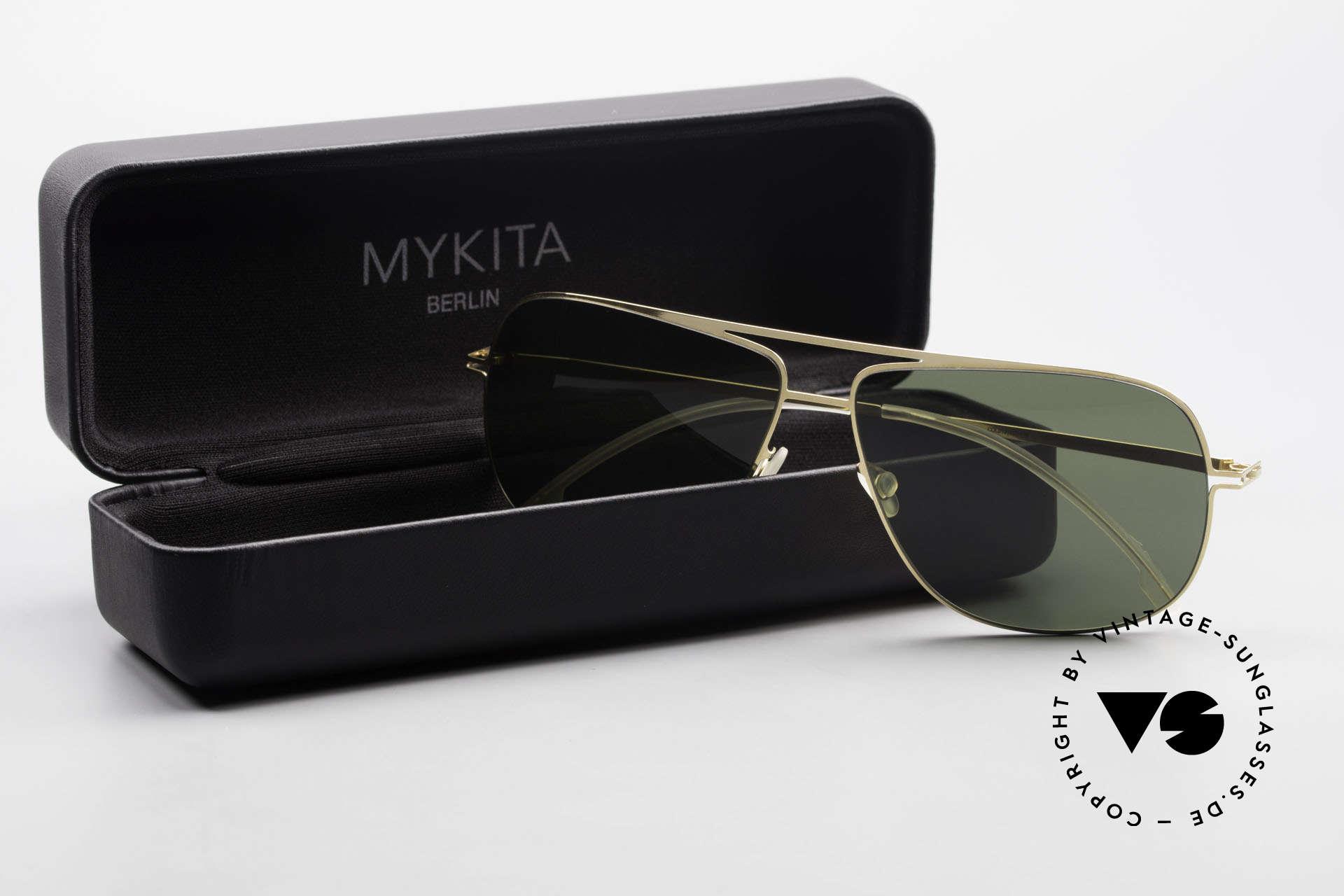 Mykita Jon Designer Lite Metal Sunglasses, Size: medium, Made for Men and Women
