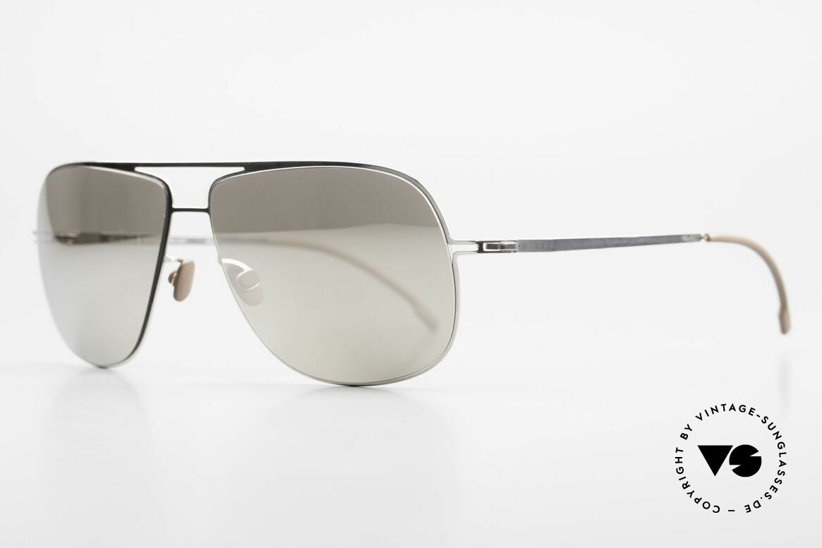 Mykita Jon Limited Platinum Edition 2011, Limited Platinum Edition (No. 238 of 300, worldwide), Made for Men and Women