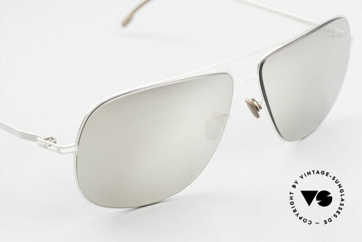Mykita Jon Limited Platinum Edition 2011, top-notch quality, made in Germany (Berlin-Kreuzberg), Made for Men and Women