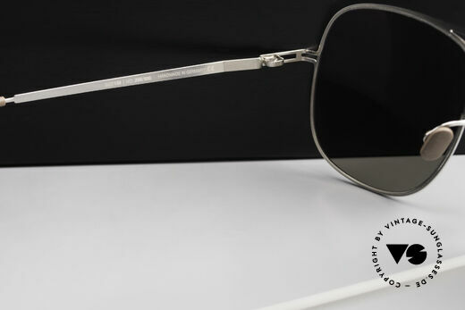 Mykita Jon Limited Platinum Edition 2011, unworn model comes with an original case by MYKITA, Made for Men and Women