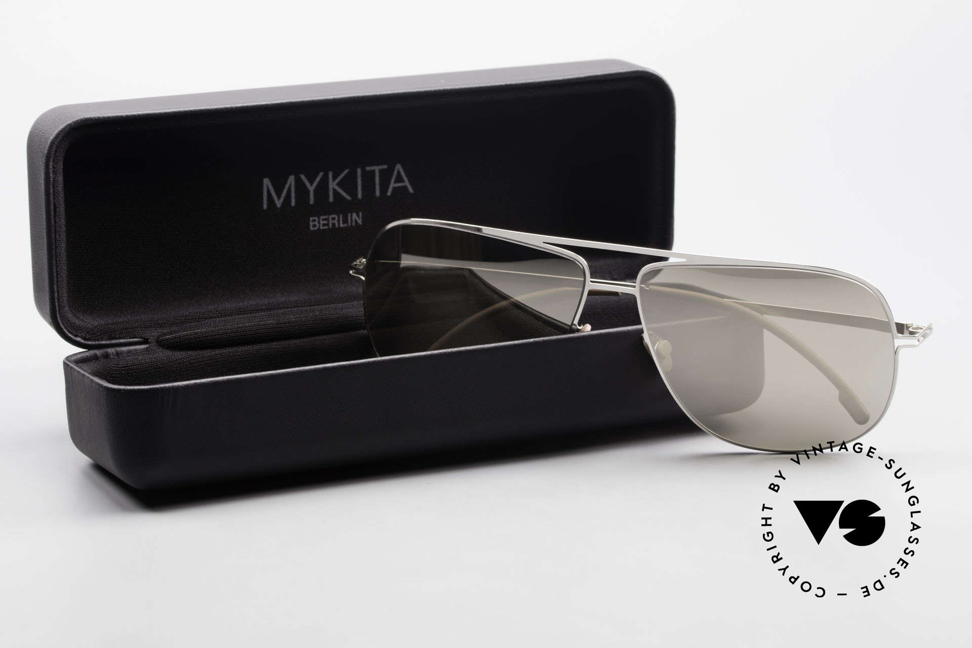 Mykita Jon Limited Platinum Edition 2011, Size: large, Made for Men and Women