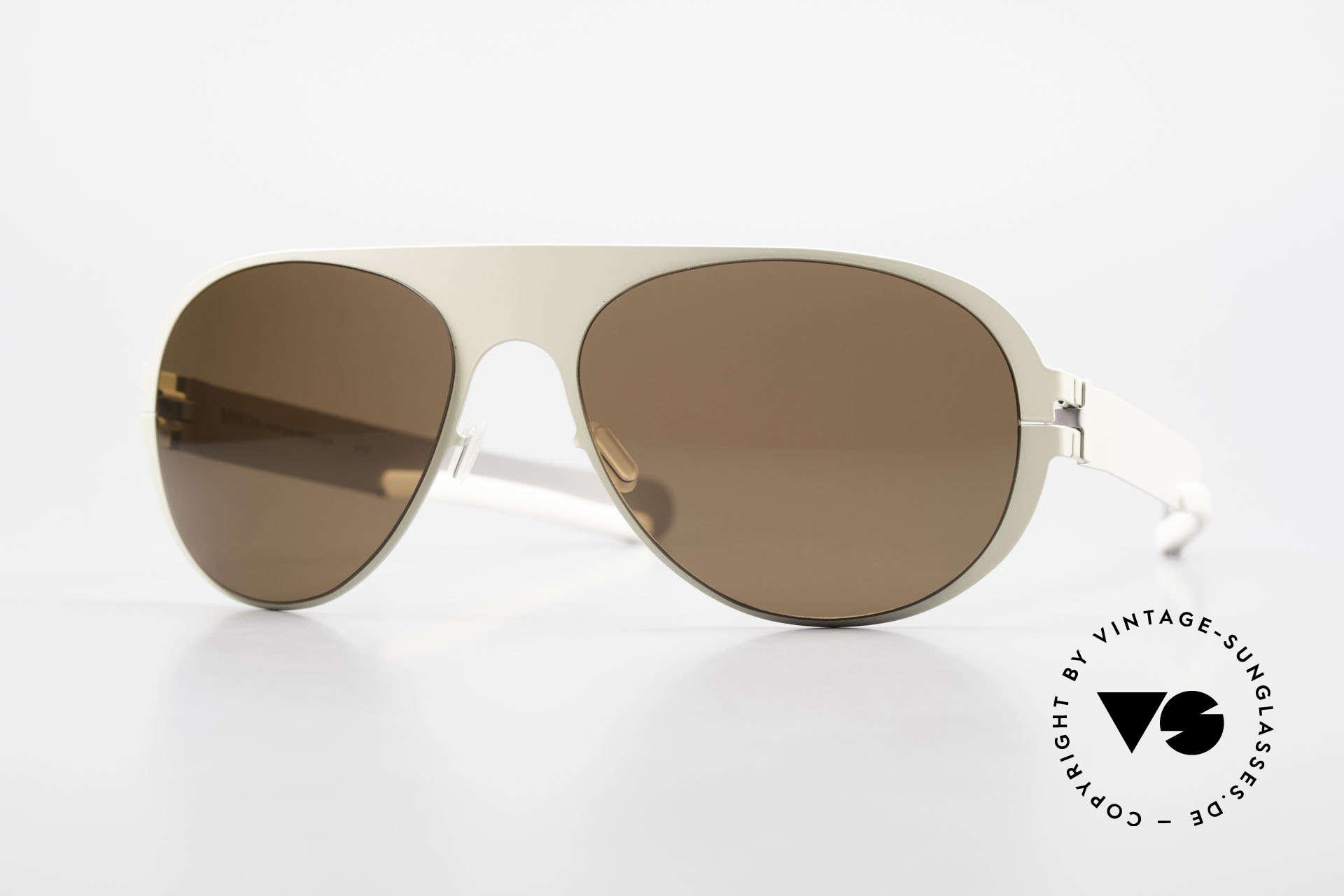 Mykita Winston Limited Designer Sunglasses, LIMITED vintage Mykita designer sunglasses from 2011, Made for Men