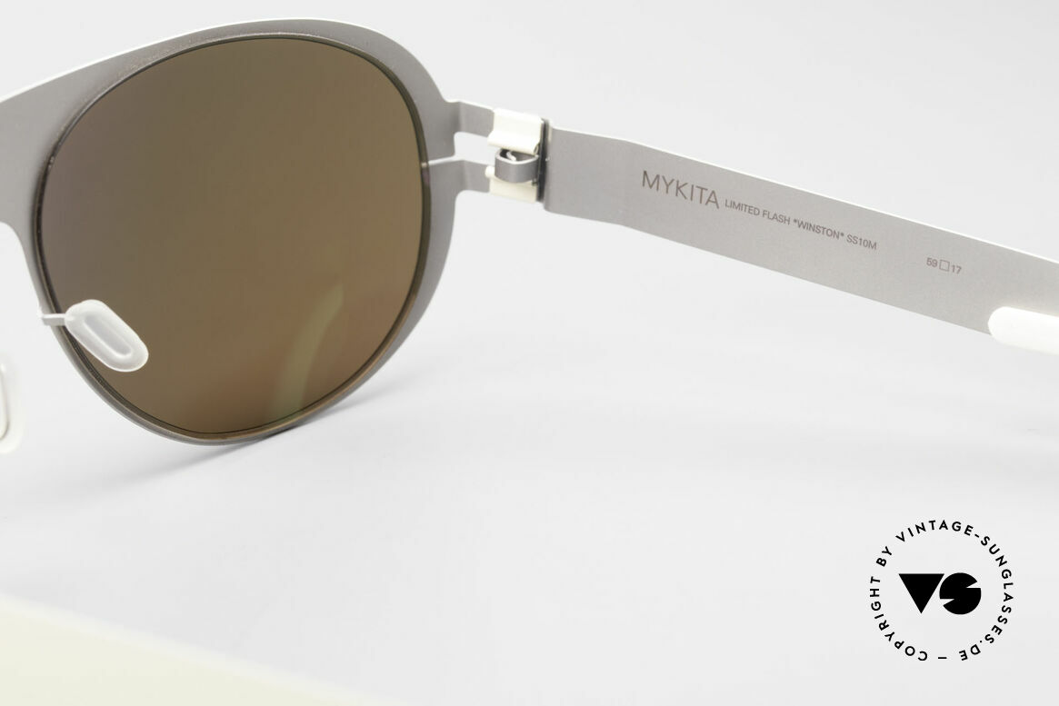 Mykita Winston Limited Designer Sunglasses, Size: medium, Made for Men