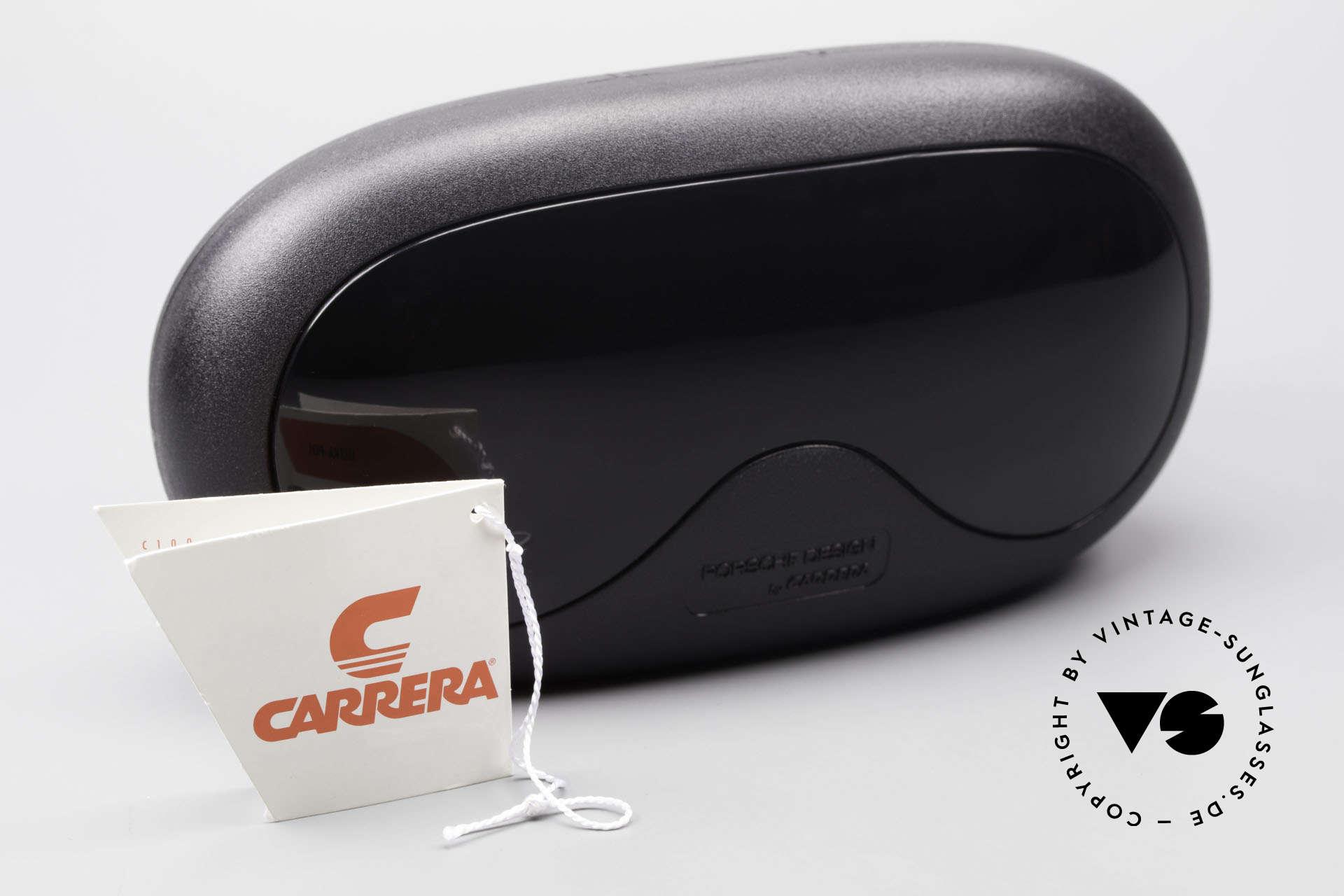 Carrera 5407 80's Sports Pilot's Sunglasses, NO retro sunglasses but an old original from 1989, Made for Men