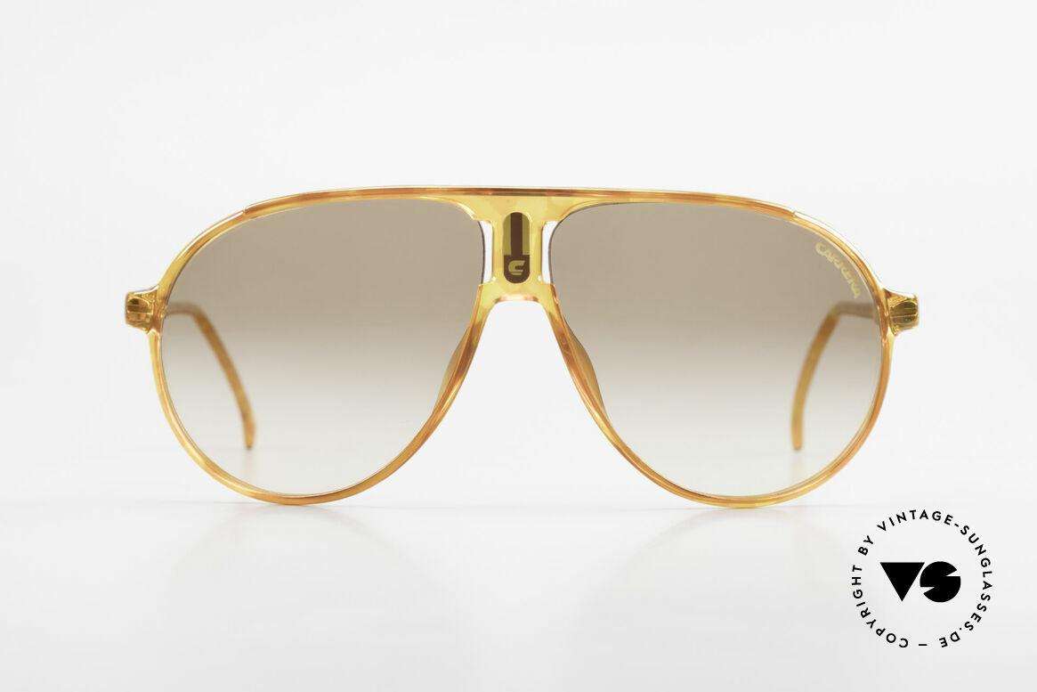 Carrera 5407 80's Sports Aviator Sunglasses, orig. 80's catalog name: Carrera 5407 CHAMPION, Made for Men