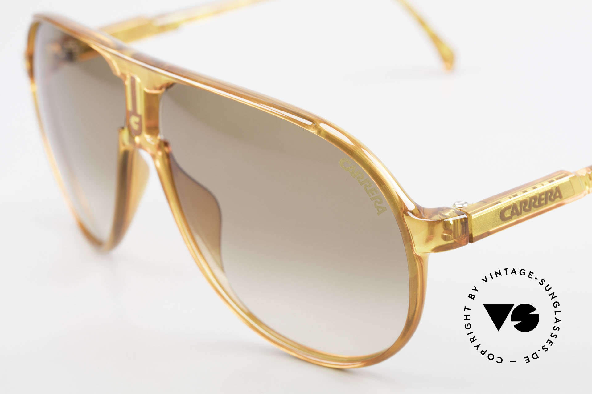 Carrera 5407 80's Sports Aviator Sunglasses, built to last and made for many sport activities!, Made for Men