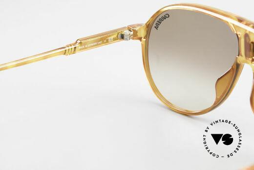 Carrera 5407 80's Sports Aviator Sunglasses, unworn (like all our vintage CARRERA sunglasses), Made for Men