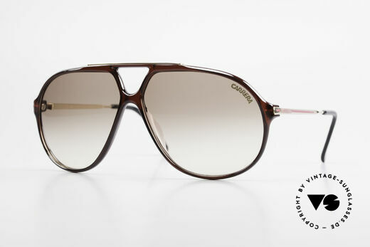 Carrera 5405 Old 90's Aviator Sunglasses Details