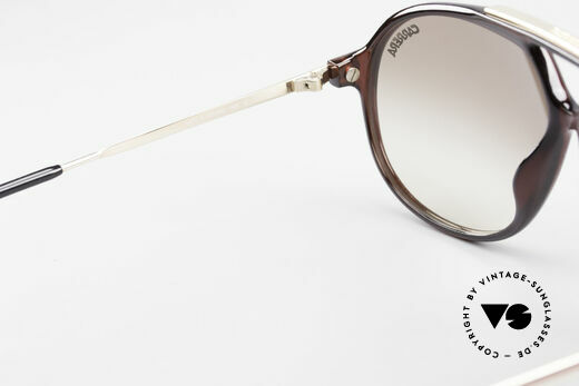 Carrera 5405 Old 90's Aviator Sunglasses, NO RETRO sunglasses, but a 30 years old ORIGINAL, Made for Men