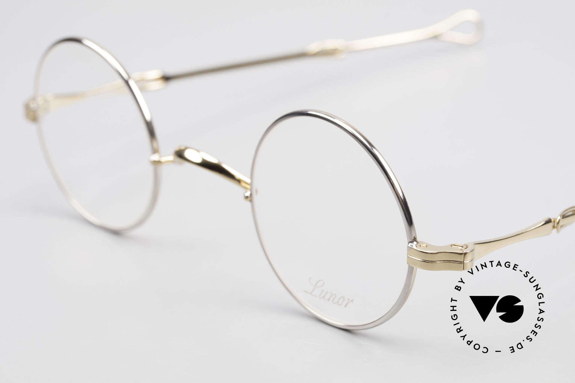 Lunor I 12 Telescopic Slide Temples Telescopic Specs, as well as for the brilliant telescopic / extendable arms, Made for Men and Women