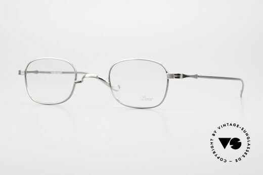 Lunor II 05 Classic Timeless Eyeglasses Details