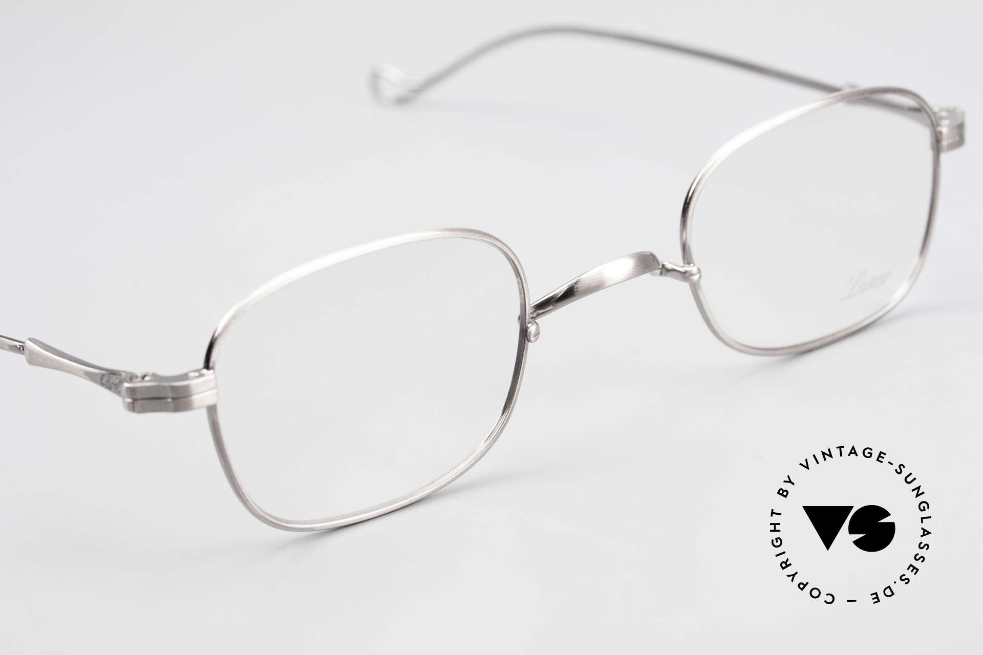 Lunor II 05 Classic Timeless Eyeglasses, NO RETRO EYEGLASSES; but a luxury vintage Original, Made for Men and Women