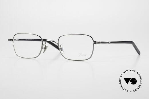 Lunor VA 109 Classic Gentlemen's Glasses Details