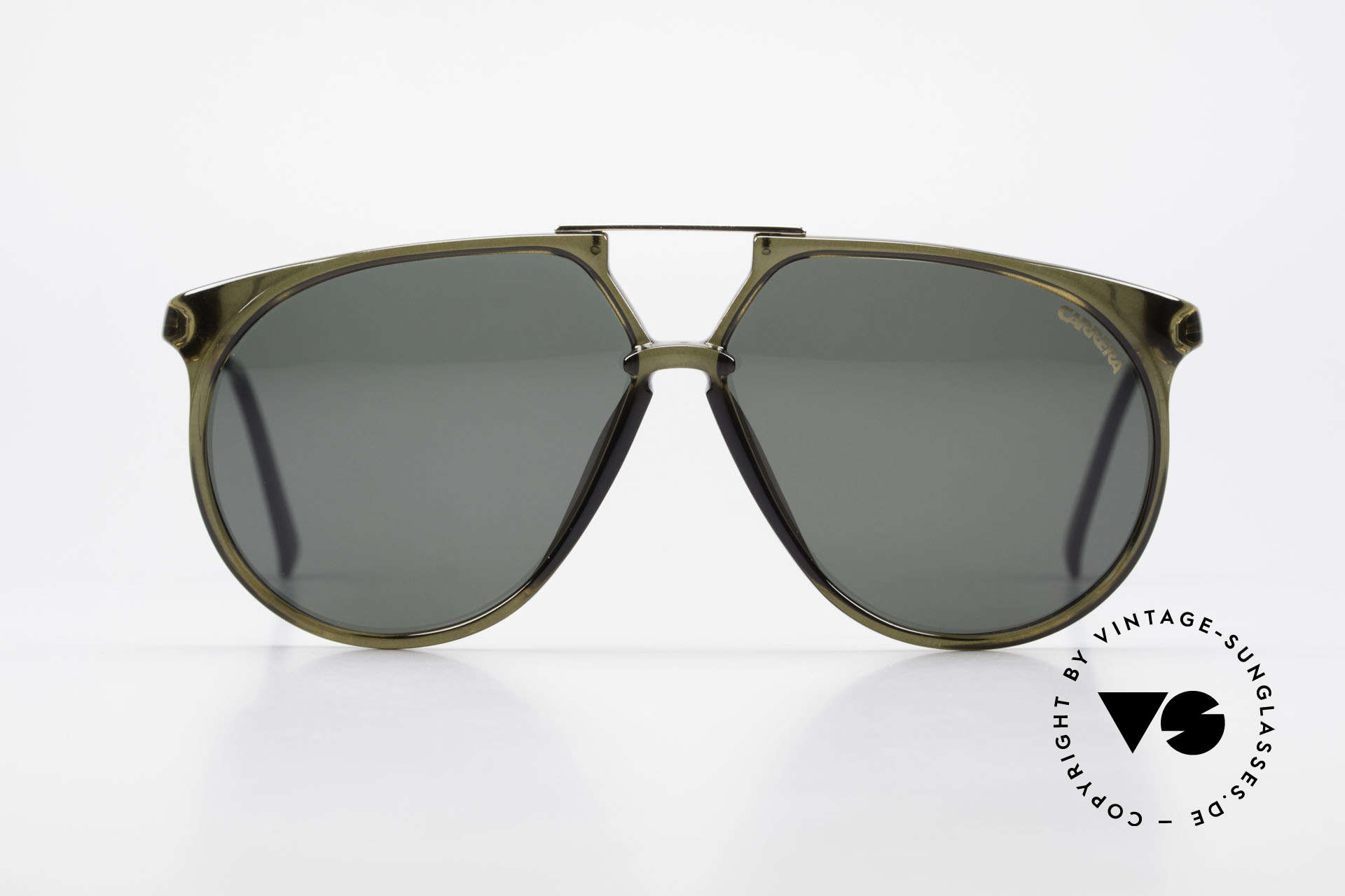 Carrera 5415 XL 80's Shades 2 Sets Of Lenses, everlasting OPTYL-frame (shines like just produced), Made for Men