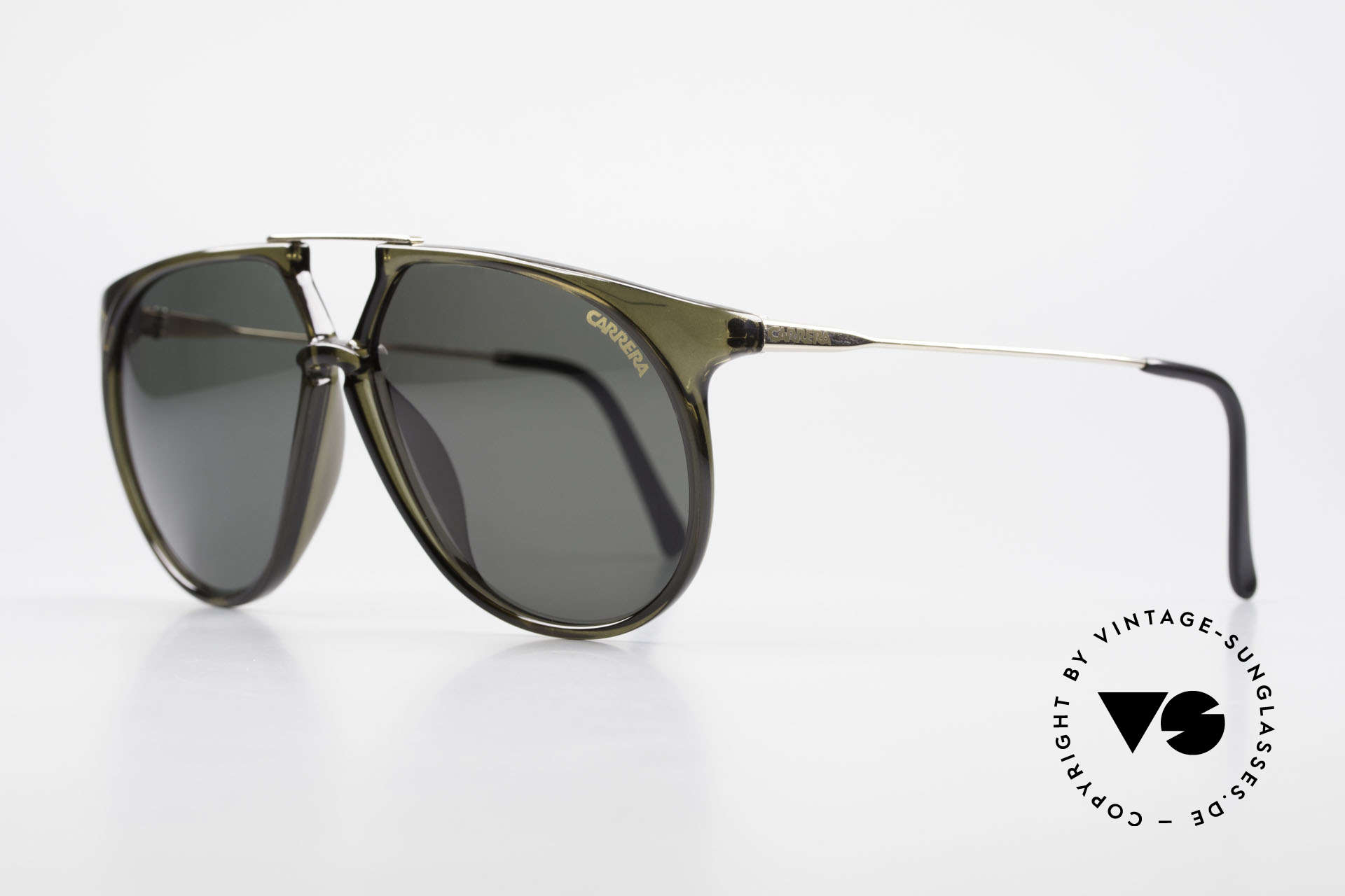 Carrera 5415 XL 80's Shades 2 Sets Of Lenses, high-end quality and 1st class wearing comfort, TOP!, Made for Men