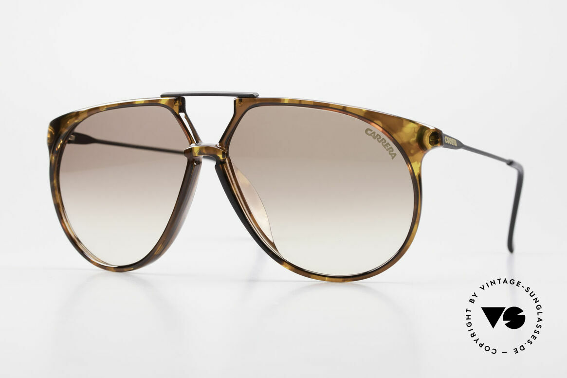 Carrera 5415 Old 80's Shades 2 Sets Of Lenses, vintage Carrera designer sunglasses from the 1980's, Made for Men