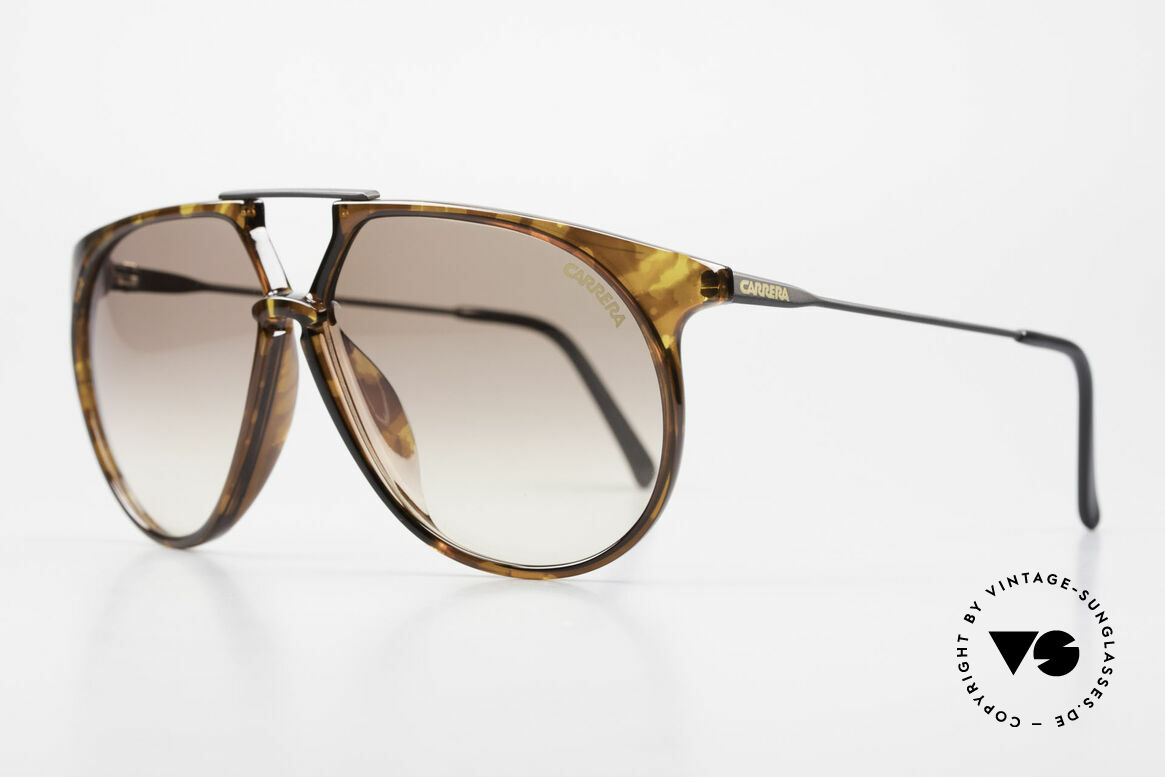 Carrera 5415 Old 80's Shades 2 Sets Of Lenses, high-end quality and 1st class wearing comfort, TOP!, Made for Men