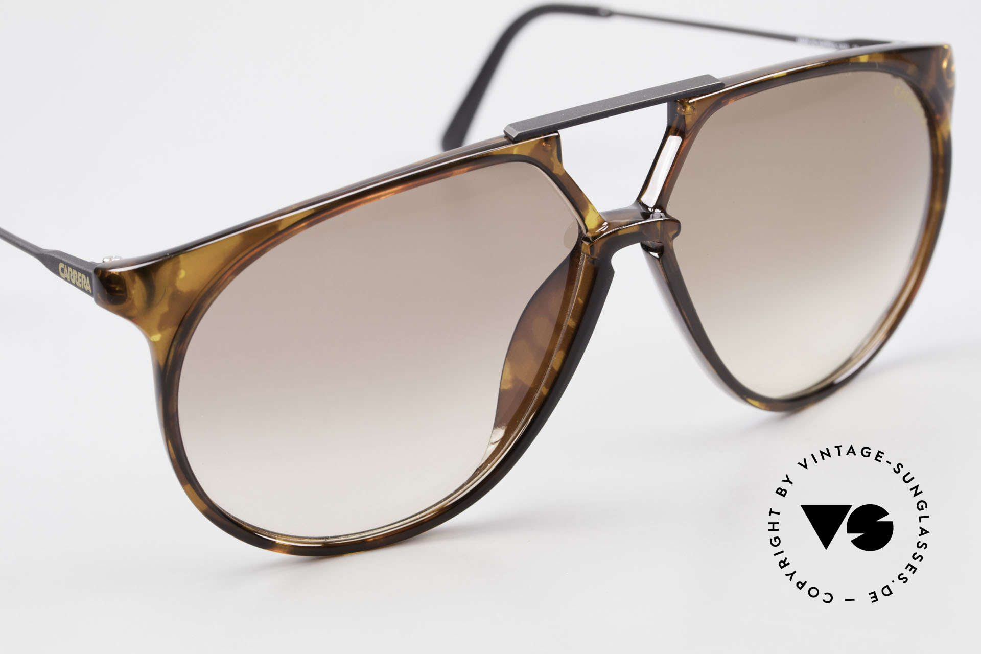 Carrera 5415 Old 80's Shades 2 Sets Of Lenses, unworn, one of a kind (incl. Porsche Carrera hard case), Made for Men