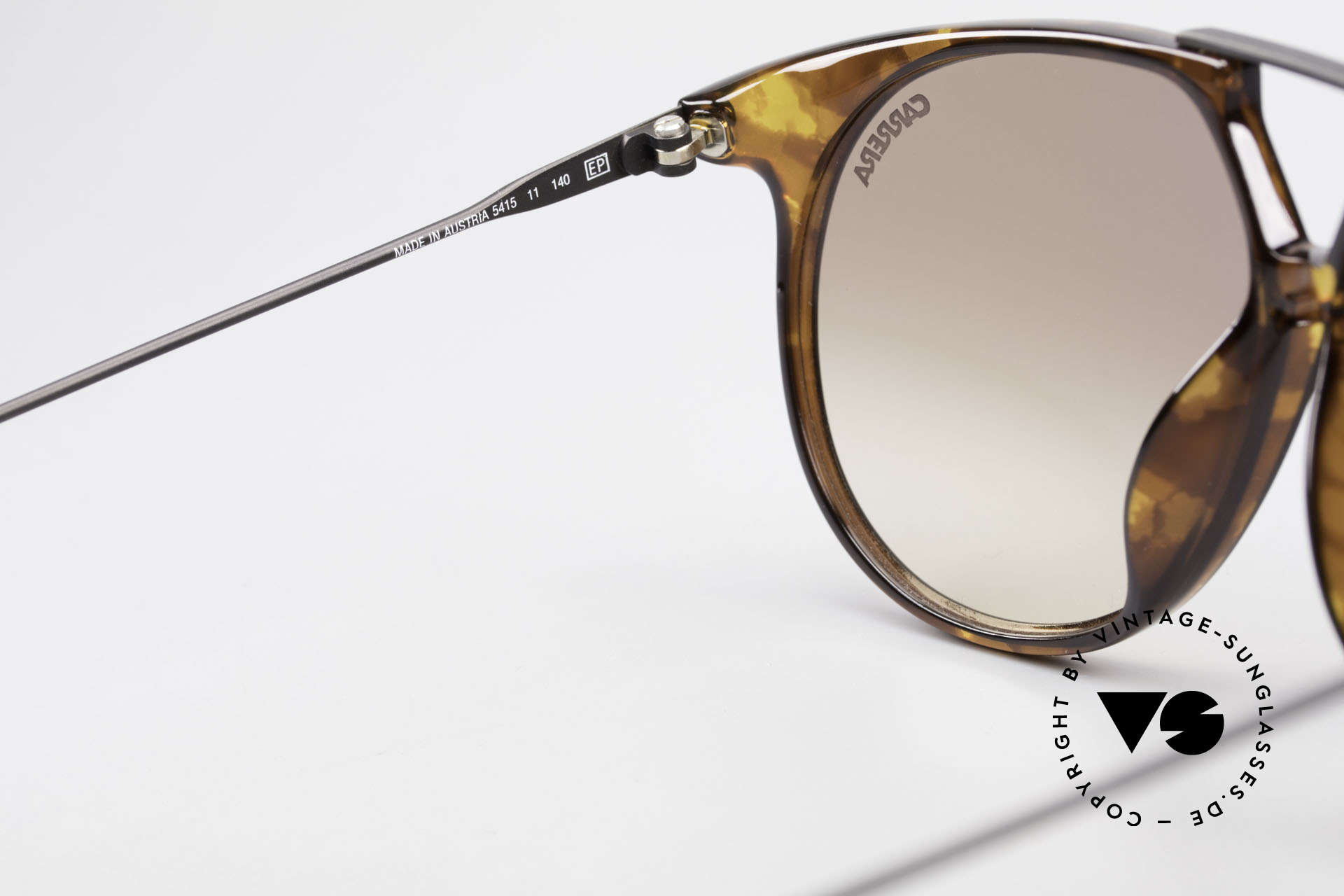 Carrera 5415 Old 80's Shades 2 Sets Of Lenses, NO RETRO sunglasses, but a rare 30 years old original, Made for Men