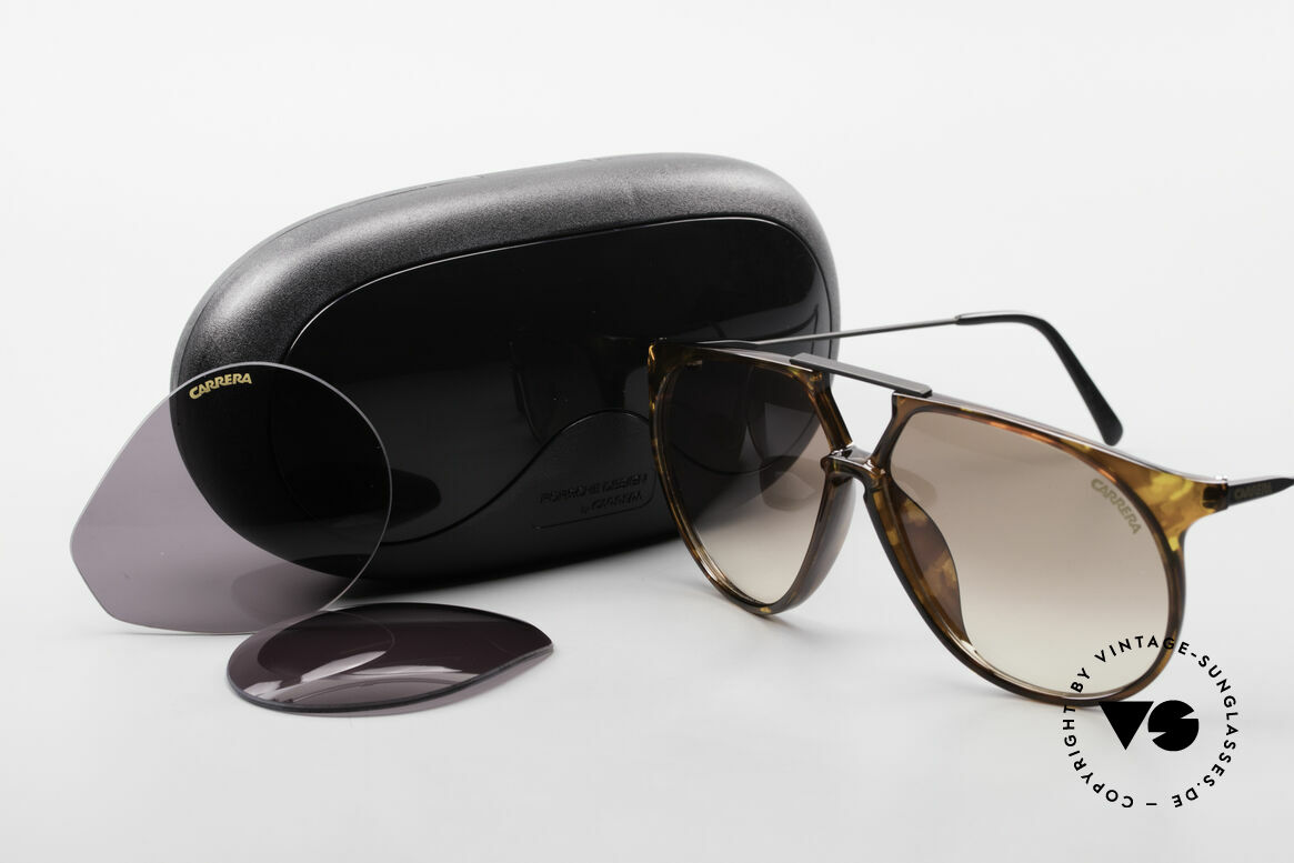 Carrera 5415 Old 80's Shades 2 Sets Of Lenses, Size: large, Made for Men
