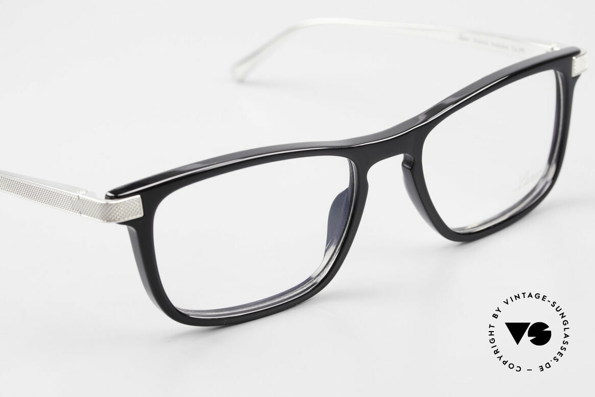 Lunor Imperial Anatomic Vintage Titanium Frame 2012, frame (size 52/18) can be glazed with lenses of any kind, Made for Men and Women