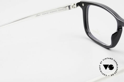 Lunor Imperial Anatomic Vintage Titanium Frame 2012, timeless unisex model of the Lunor Collection from 2012, Made for Men and Women