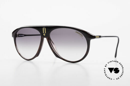 Carrera 5427 Sports Sunglasses 80's Unisex Details