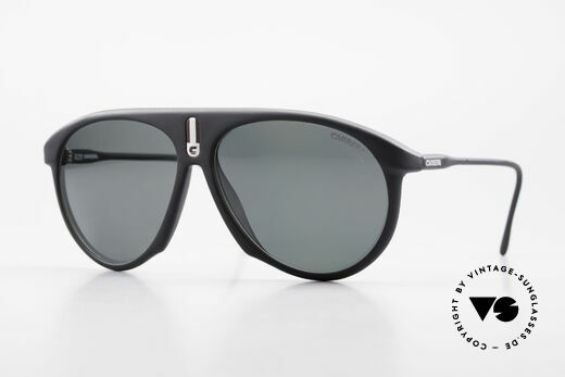 Carrera 5427 80's Polarized Sports Shades Details