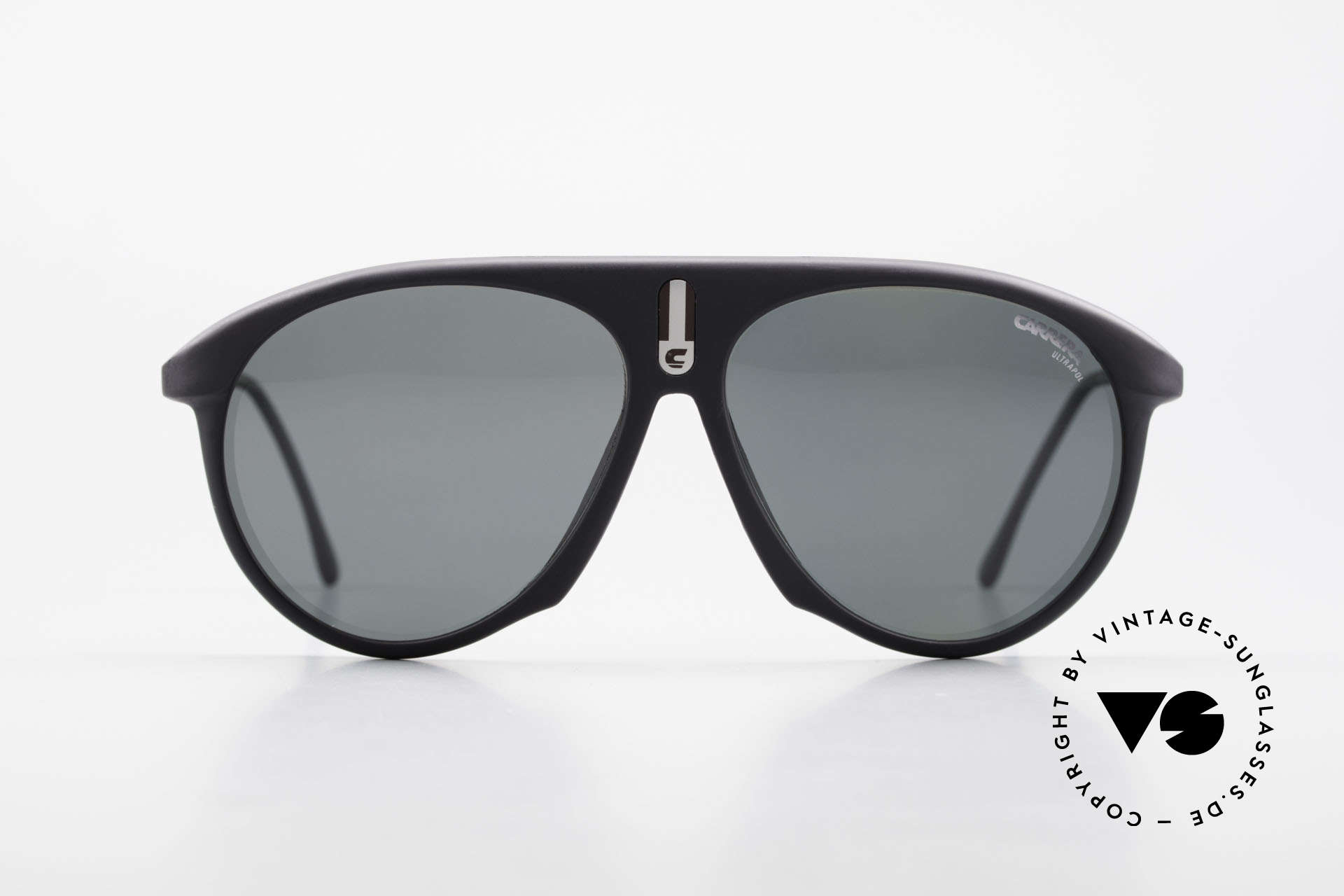 Carrera 5427 80's Polarized Sports Shades, lightweight synthetic frame = OPTYL material!, Made for Men and Women