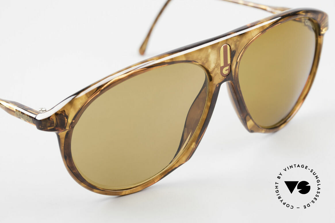 Carrera 5427 Polarized Sports Shades 80's, new old stock (like all our 80's CARRERA sunnies), Made for Men and Women