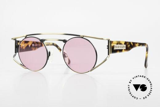 Neostyle Superstar 1 Steampunk Sunglasses Pink Details