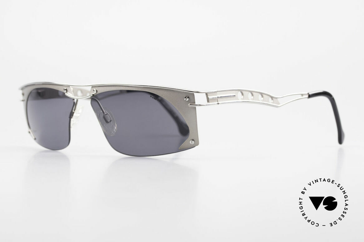 """Neostyle Holiday 968 1990's Steampunk Sunglasses, often called as """"STEAMPUNK glasses"""" these days, Made for Men"""