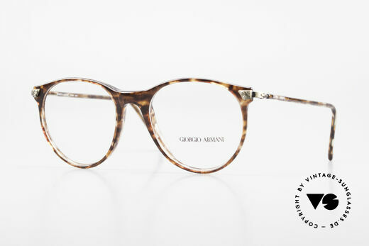 Giorgio Armani 330 True Vintage Unisex Glasses Details