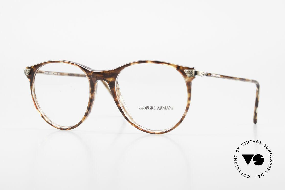 Giorgio Armani 330 True Vintage Unisex Glasses, true vintage eyeglass-frame by GIORGIO ARMANI, Made for Men and Women