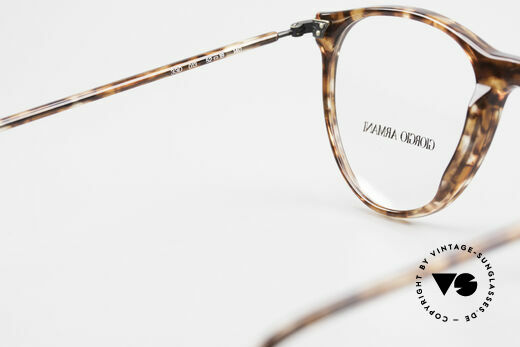 Giorgio Armani 330 True Vintage Unisex Glasses, NO RETRO frame, but a rare 30 years old ORIGINAL, Made for Men and Women