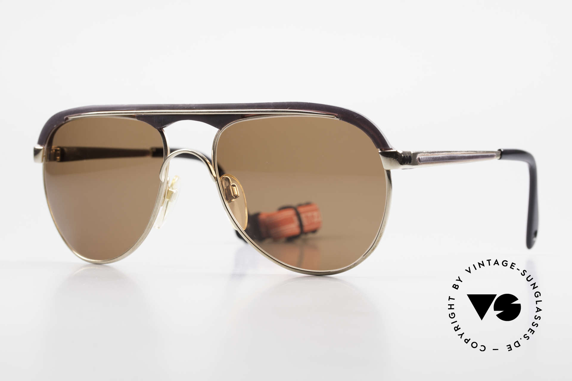 Metzler 0250 True Vintage 80's Sports Shades, Metzler 'sport design' sunglasses from the early 1980's, Made for Men