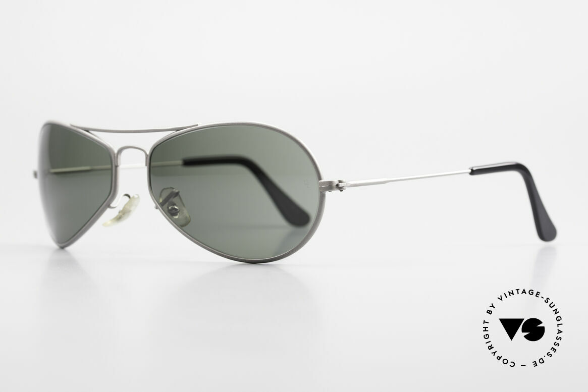 Ray Ban Air Boss Sporty 90's USA Ray-Ban Model, mineral lenses with the legendary B&L etching, Made for Men and Women