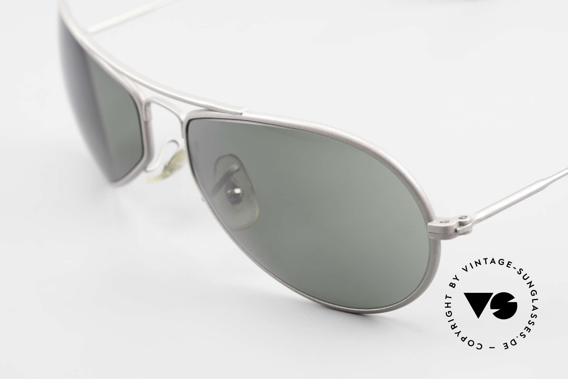 Ray Ban Air Boss Sporty 90's USA Ray-Ban Model, unworn; like all our vintage B&L USA Ray-Bans, Made for Men and Women